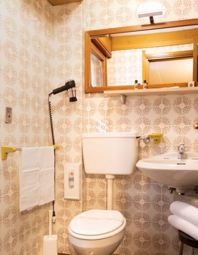 Hotel Meridiana - Le camere