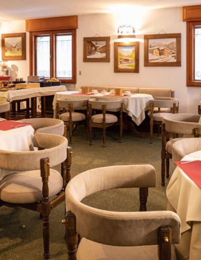 Hotel Meridiana - Le colazioni