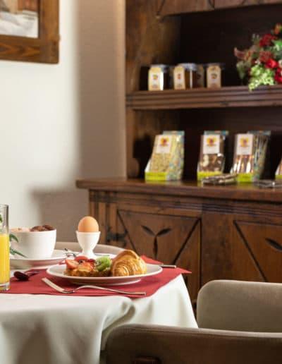 Hotel Meridiana - Petit Déjeuner